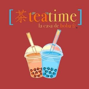 Tea Time La Casa de Boba