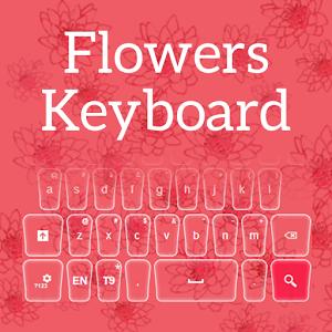 Keyboard Flowers