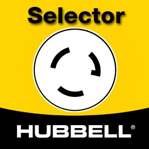 Hubbell Twist-Lock® Selector