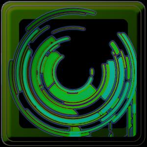 Tweecha Theme P:Cyber Green