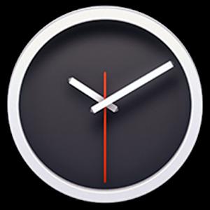 Kitkat Clock Widget clock information kitkat