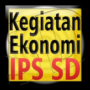 IPS SD Kegiatan Ekonomi 3
