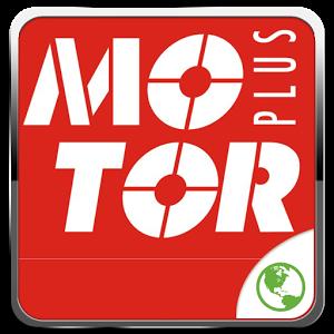 Motor Plus car crush motor