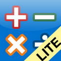 AB Math lite - game for kids