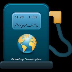 Refueling Consumption connection consumption gauge