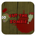 Cut the zombie