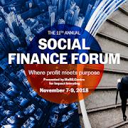 Social Finance Forum 2018