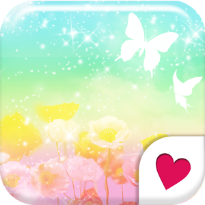 Cute wallpaper★Heaven`s Garden