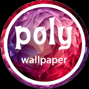 poly wallpaper