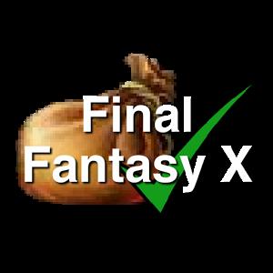 Final Fantasy X iTemchecker