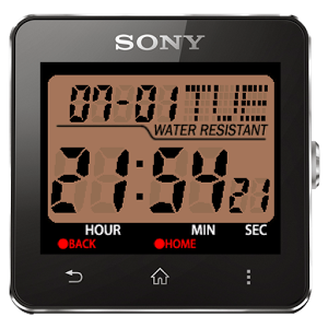 A06 WatchFace for SmartWatch2