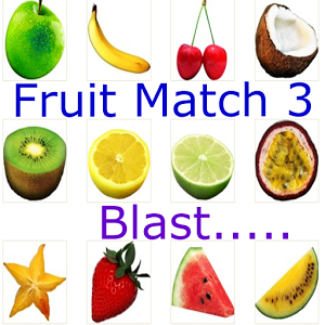Fruit Match 3 Blast