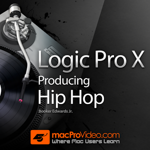 Hip Hop Course For Logic Pro X logic