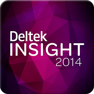 Deltek Insight 2014 deltek expense sticker