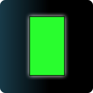 Green Screen Flashlight