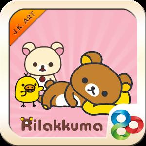 Rilakkuma GO Launcher Theme V1