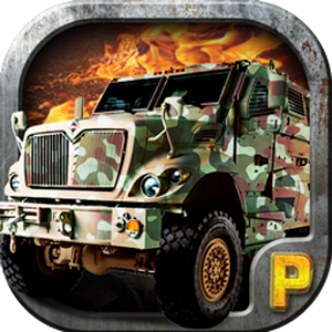 Army parking 3D - Parking game