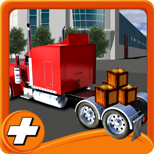 Duty Trucker Mania Parking