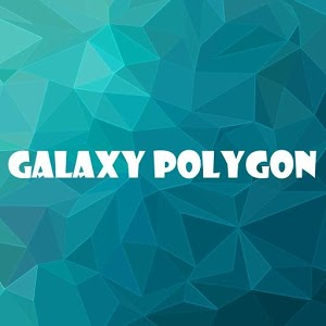 Xperia Theme - Galaxy Polygon galaxy one xperia
