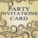 Party Invitation Card free party invitation templates