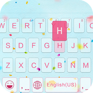 Petal Emoji Keyboard Theme