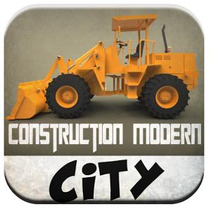 Construction Modern City