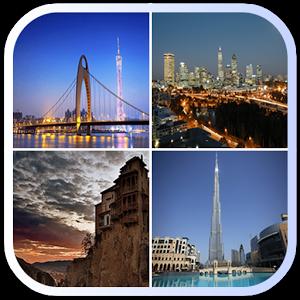 World Famous Places famous theme world