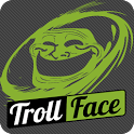 Trollface (Rage face) face photo rage