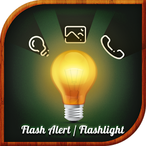 Flash Alert : Flashlight flash flashlight phone