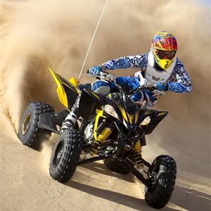 Xtreme Moto - ATV puzzle