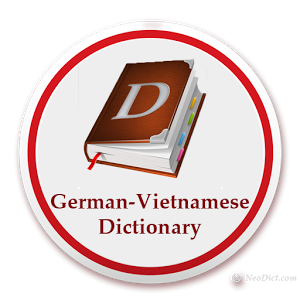 German-Vietnamese NeoDict Pro german phrases vietnamese