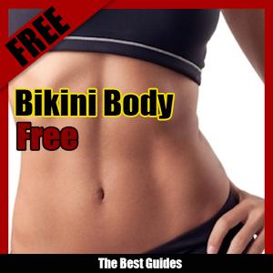 Bikini Body Free string bikini contest