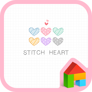 stich heart dodol theme