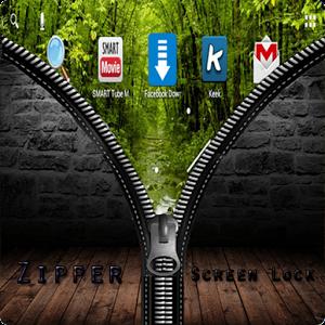Smart Zipper Screen Lock