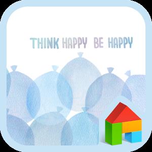 think happy be happy dodol happy