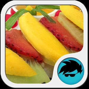 Fruit sushi keyboard