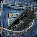 Pocket HAM bands Transceiver
