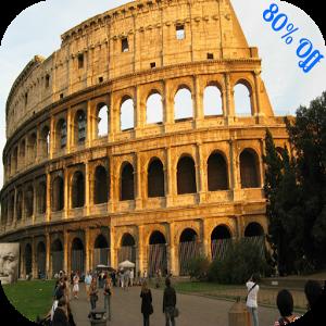 Rome Hotel 80% Discount