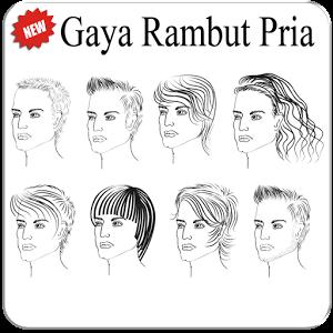 1000 Gaya Rambut Pria 2015