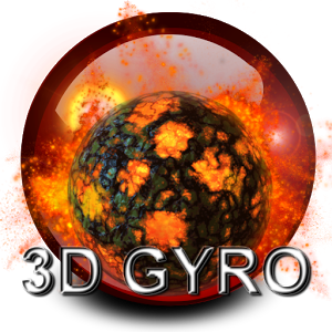 3D Gyroscopic LWP - Space Pro
