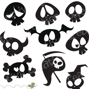 How To Draw Skull Step By Step step