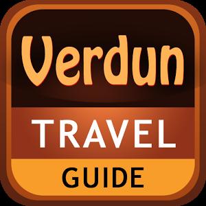 Verdun Offline Map Guide guide offline