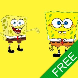 Free Lively Sopnge Bob Theme png
