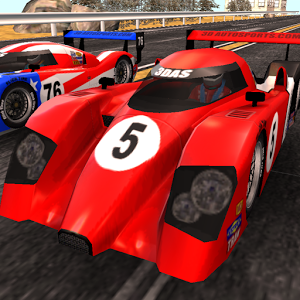 LeMans Race racing rival