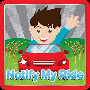 Notify My Ride - Carpool apps