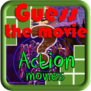 Guess the Title: Action Movies