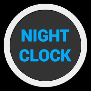 Night Clock for Wear