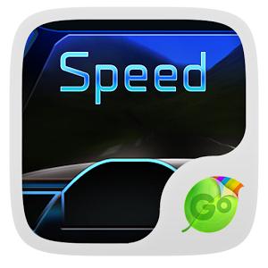 Go Keyboard Speed Theme
