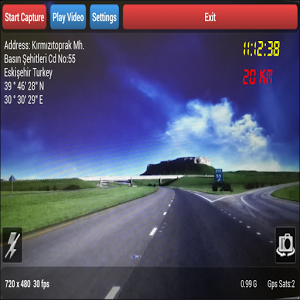 Car Video Camera Recorder camera and video recorder free download