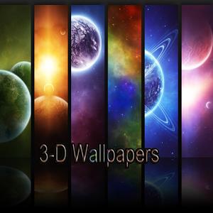 3-D HD Wallpapers